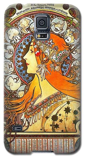 La Plume Zodiac Galaxy S5 Case