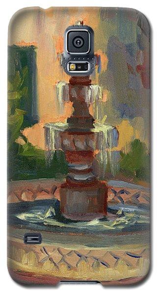 La Quinta Resort Fountain Galaxy S5 Case