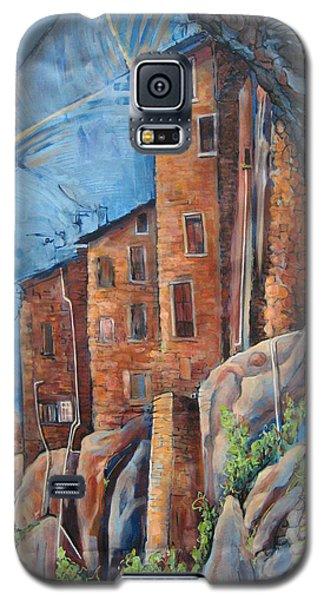 La Rocca Citta Lg Italy Galaxy S5 Case
