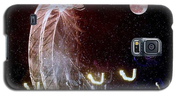 La Roue Fantome Galaxy S5 Case