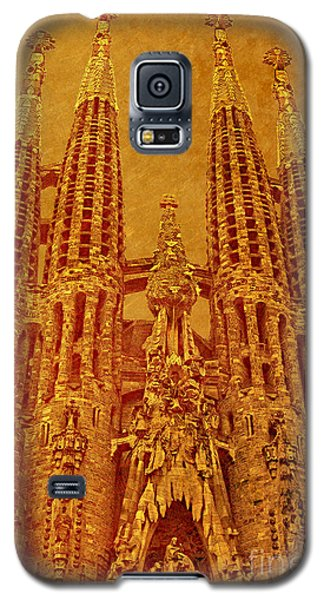 La Sagrada Familia Galaxy S5 Case
