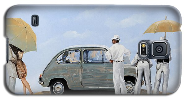 Transportation Galaxy S5 Case - La Seicento by Guido Borelli