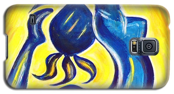 Galaxy S5 Case featuring the painting La Serena by Anya Heller