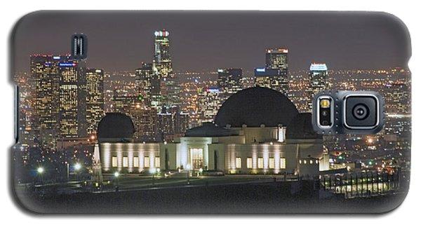 L.a. Skyline Galaxy S5 Case