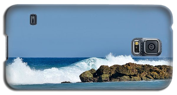 Labadee Haiti Ocean Waves Galaxy S5 Case