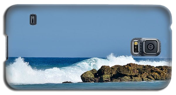 Labadee Ocean Waves Haiti Galaxy S5 Case