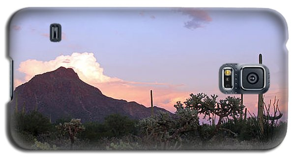 Galaxy S5 Case featuring the photograph Labor Day Sunset by Elaine Malott
