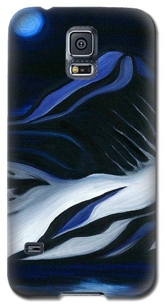 Labrador Blue Mountain Galaxy S5 Case
