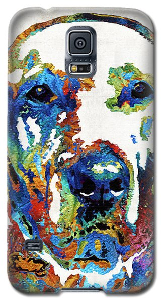 Labrador Retriever Art - Play With Me - By Sharon Cummings Galaxy S5 Case