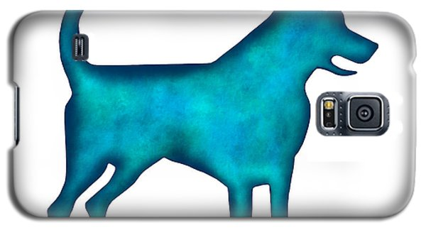 Galaxy S5 Case featuring the painting Labrador Retriever by Laura Bell