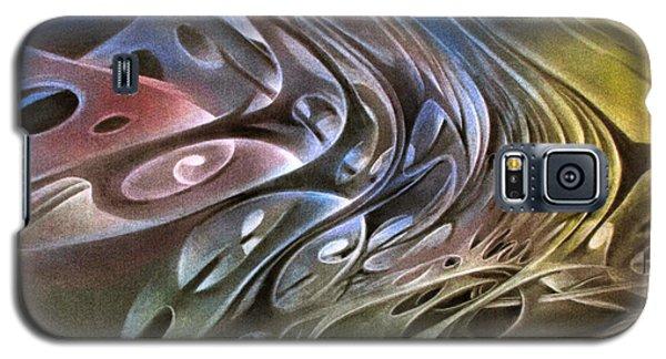 Labyrinth 2010   Galaxy S5 Case