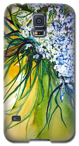 Lace Galaxy S5 Case by Lil Taylor