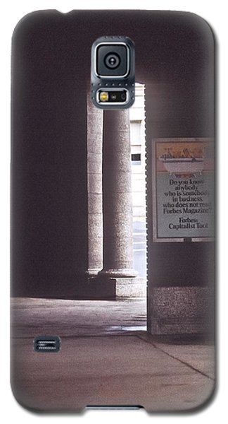 Galaxy S5 Case featuring the photograph Lackawanna Station by Kellice Swaggerty