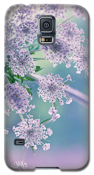 Galaxy S5 Case featuring the photograph Beneath The Veil by Annette Hugen
