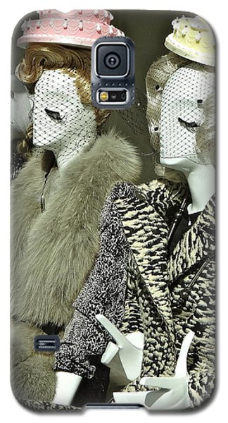 Ladies A La Mode Galaxy S5 Case by Ira Shander