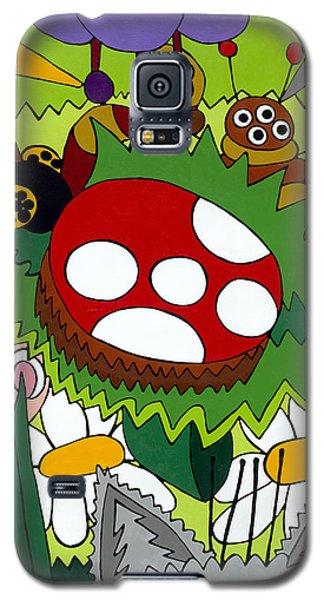 Lady Bug Galaxy S5 Case