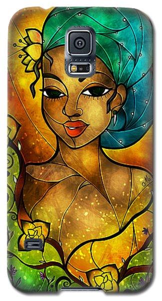 Lady Creole Galaxy S5 Case