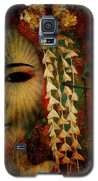 Lady Geisha Galaxy S5 Case