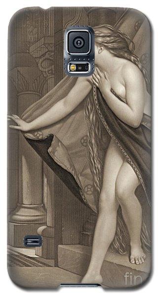 Lady Godiva 1873 Galaxy S5 Case