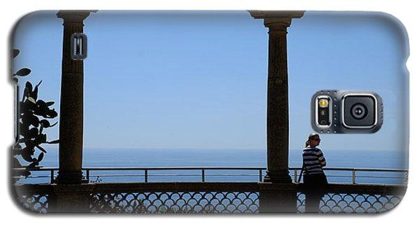 Lady In Monaco Galaxy S5 Case
