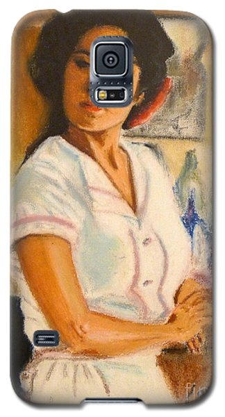 Lady In Waiting Galaxy S5 Case