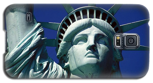 Lady Liberty Galaxy S5 Case by Jon Neidert