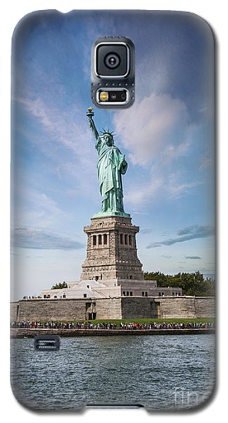 Lady Liberty Galaxy S5 Case