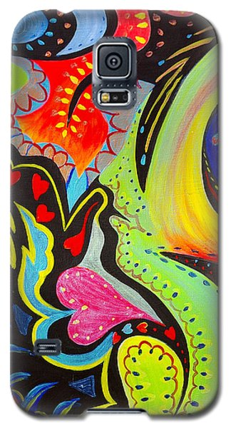Lady Love Galaxy S5 Case