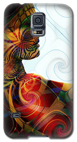 Lady Masquerade Galaxy S5 Case