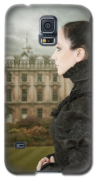 Galaxy S5 Case featuring the photograph Lady Of The Manor by Ethiriel  Photography