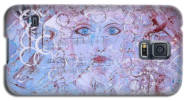 Lady Of The Mist Galaxy S5 Case