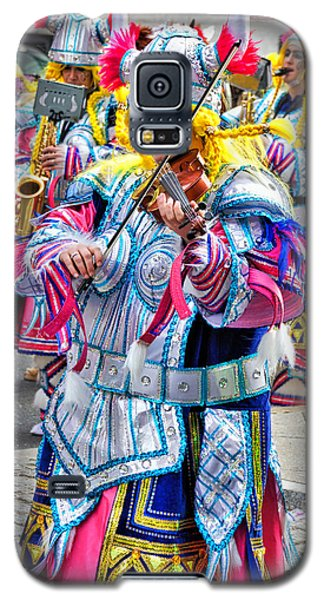 Lady Viking Mummer Galaxy S5 Case