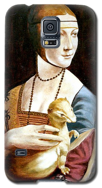 Lady With An Ermine Galaxy S5 Case