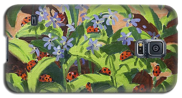 Ladybirds Galaxy S5 Case by Andrew Macara