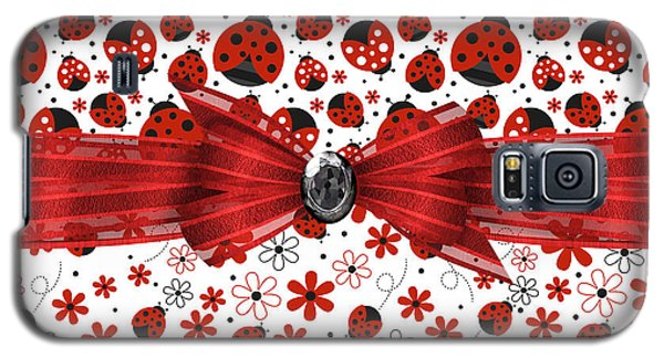 Ladybug Magic Galaxy S5 Case