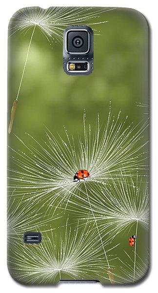 Ladybug Galaxy S5 Case by Veronica Minozzi