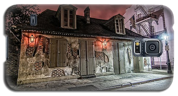 Lafitte's Blacksmith Shop Galaxy S5 Case
