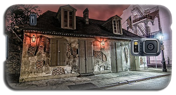 Lafitte's Blacksmith Shop Galaxy S5 Case by Andy Crawford