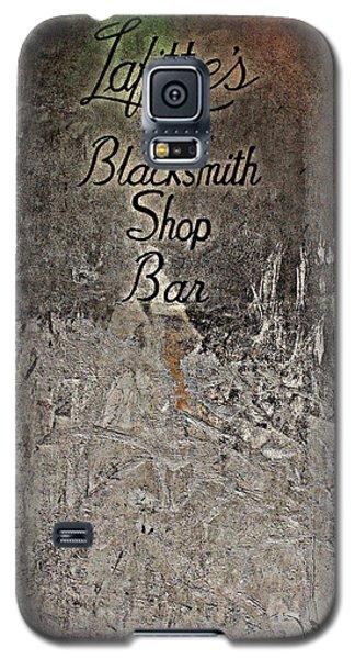 Lafitte's Blacksmith Shop Bar Galaxy S5 Case by Beth Vincent