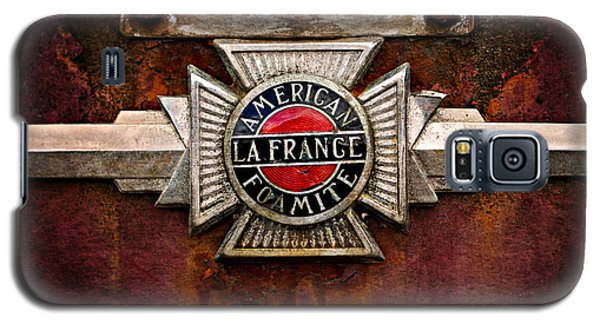 Lafrance Badge Galaxy S5 Case