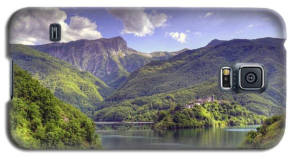 Lago Di Vagli Galaxy S5 Case