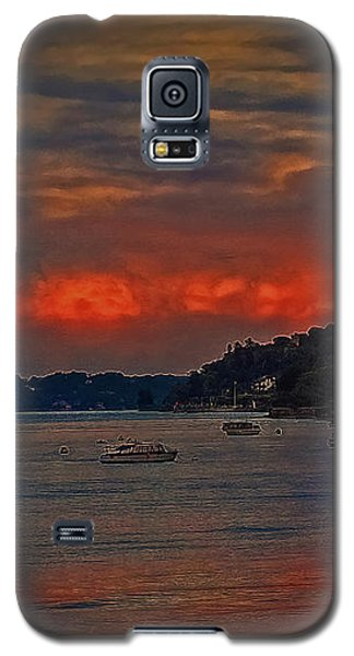 Galaxy S5 Case featuring the photograph Lago Maggiore by Hanny Heim