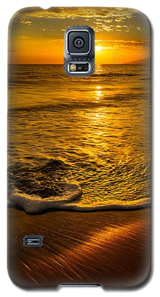 Lahaina Glow Galaxy S5 Case by Jamie Pham