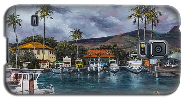 Lahaina Harbor Galaxy S5 Case
