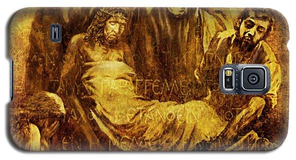 Laid_in_the_tomb Via Dolorosa 14 Galaxy S5 Case