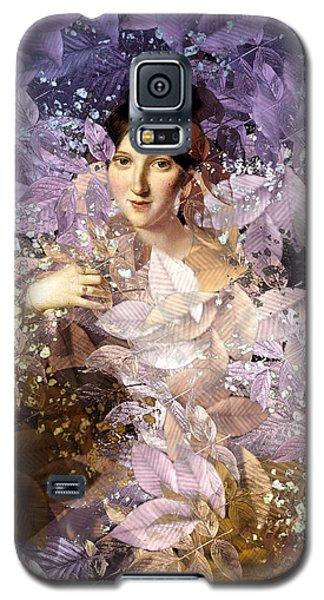 Laila - Des Femmes Et Des Fleurs Galaxy S5 Case