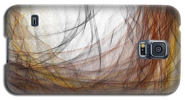 Galaxy S5 Case featuring the digital art Lair Again by Constance Krejci