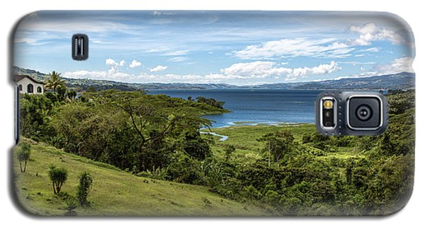 Lake Arenal View In Costa Rica Galaxy S5 Case