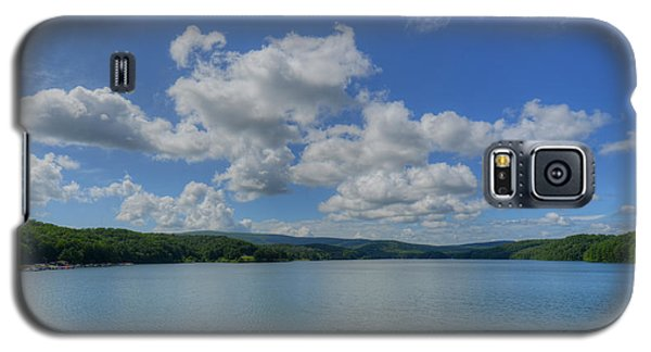 Lake Arrowhead Galaxy S5 Case by Julia Wilcox