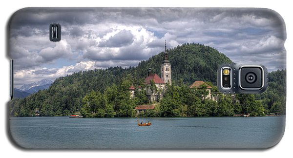 Lake Bled Galaxy S5 Case